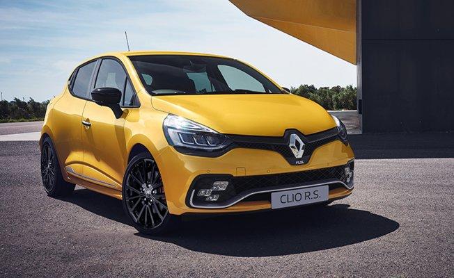 """Otomobilde tercih yine """"Renault"""" oldu"""