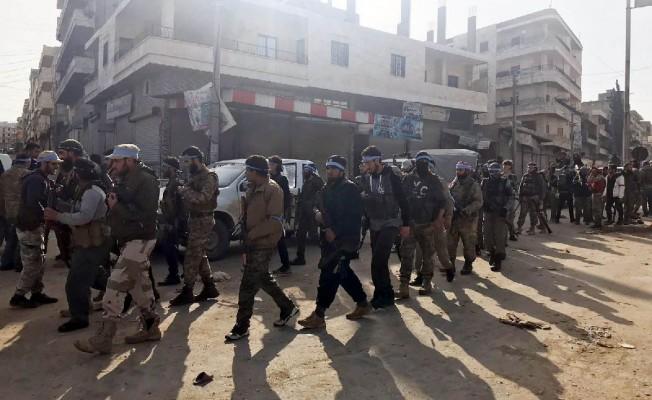 Özel Kuvvetler Afrin'e girdi!