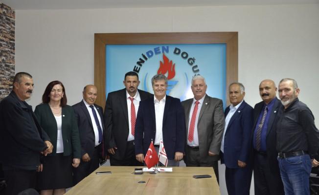 TKP-YG'den istifa edip YDP'ye katıldılar...