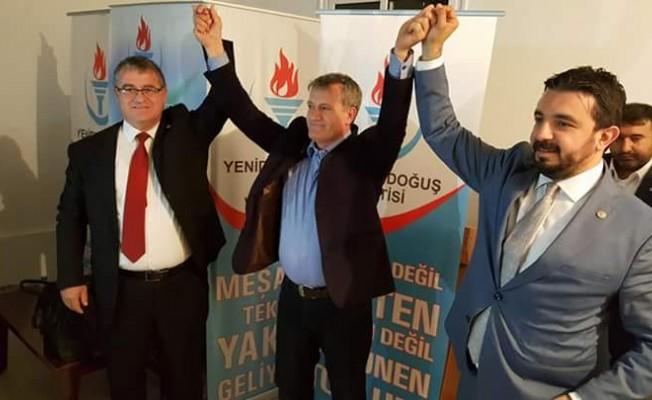 YDP Genel Sekreteri Turan Büyükyılmaz oldu