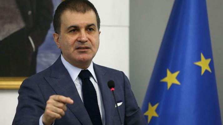 """""""AB'nin Yunanistan ve Güney Kıbrıs ile dayanışması ilkelere dayanmıyor..."""""""