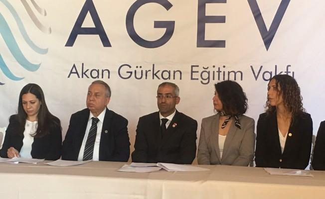 Akan Gürkan Eğitim Vakfı kuruldu...