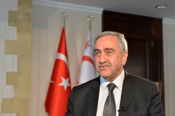 """Akıncı, """"Kıbrıs'ın geleceği ortak geleceğimiz, kaderimizdir"""""""