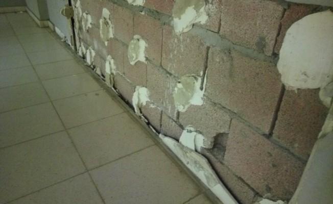 """""""Ercan'daki SMART binası kaderine terk edildi!"""""""