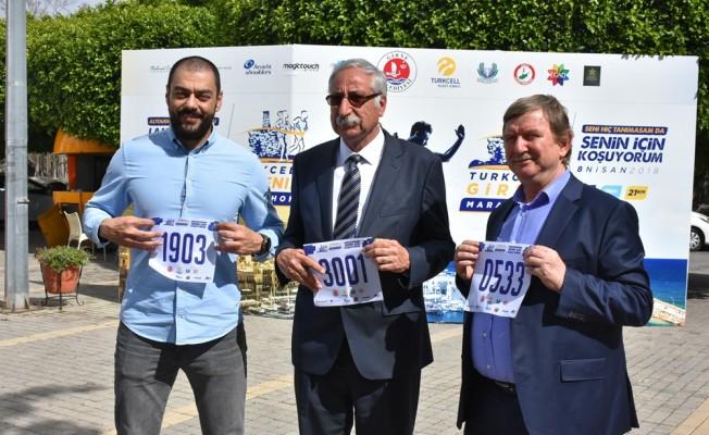 Girne Maratonu pazar günü