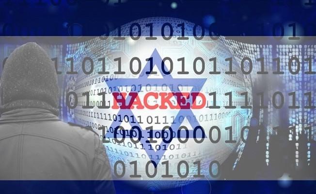 İsrail'de onlarca internet sitesine siber saldırı