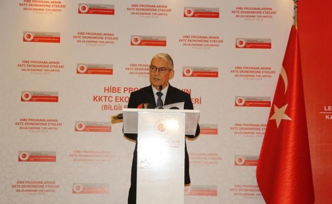 Kanbay: Ekonomi için önemli istihdamlar sağlandı