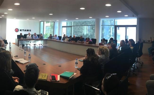 KTAMS Emekli üyelerine yönelik toplantı düzenledi