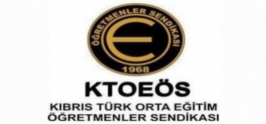 KTOEÖS, Rum Eğitim Bakanı'nı ırkçılıkla suçladı