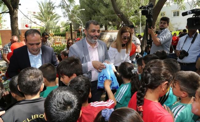 "Kumsal'da ""Çocuk Festivali"" düzenlendi"