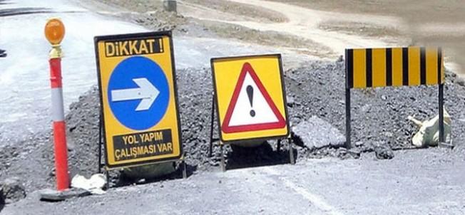 Lefkoşa'da sürücülerin dikkatine!