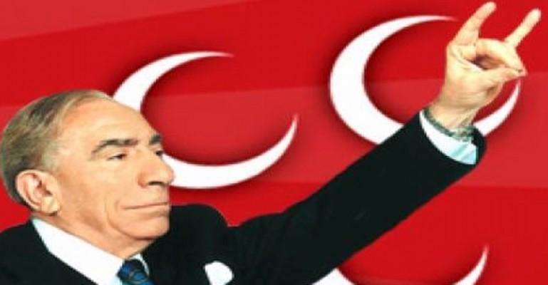 MDP, Alpaslan Türkeş'in yıldönümü dolayısıyla mesaj yayımladı