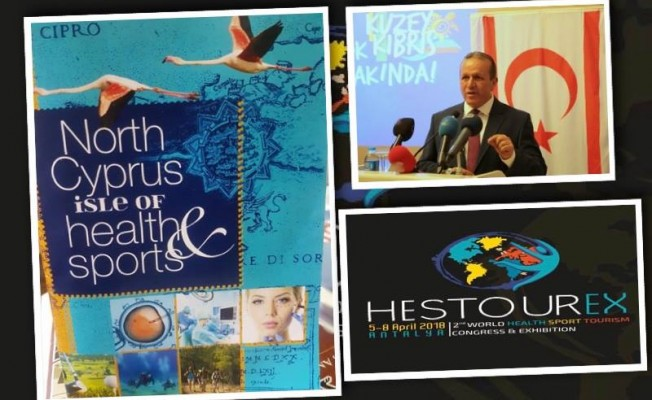 Turizm Bakanlığı Antalya'da Hestourex Fuarı'na katılacak