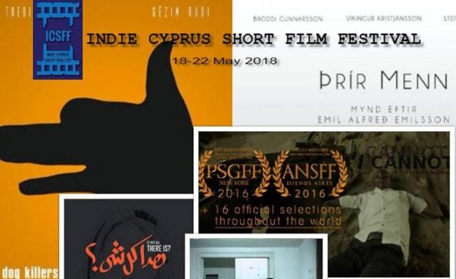 1.Kıbrıs Bağımsız Kısa Film Festivali 18 Mayıs'ta