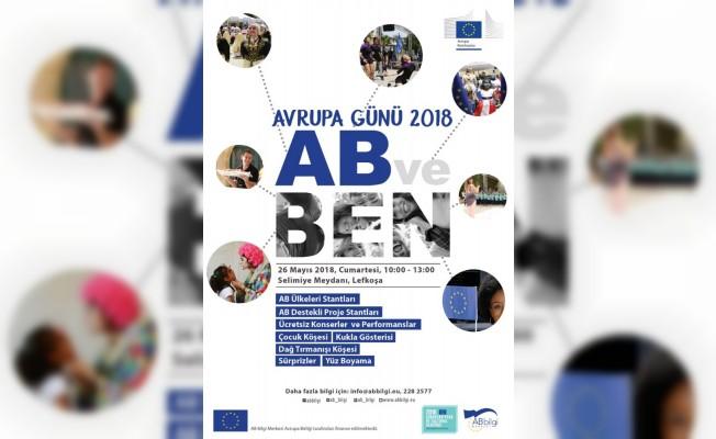 """2018 Avrupa Günü"" kutlaması 26 Mayıs'ta"