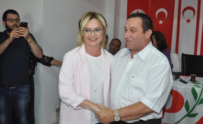 Gencay Eroğlu resmen DP'nin adayı!