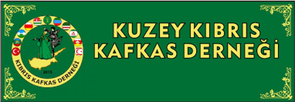 Kafkas Derneği Anma Programı düzenliyor