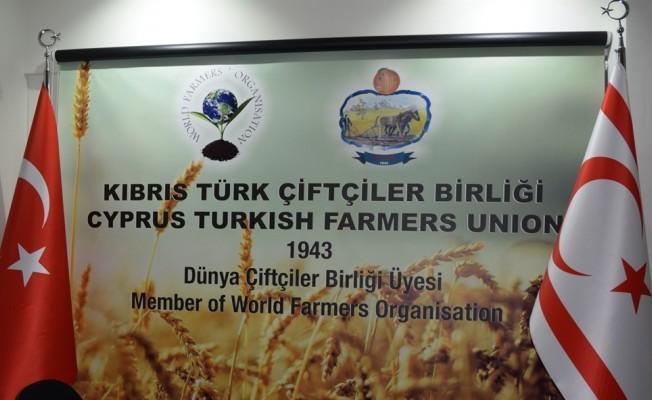 K.T. Çiftçiler Birliği Tarım Bakanlığını topa tuttu!