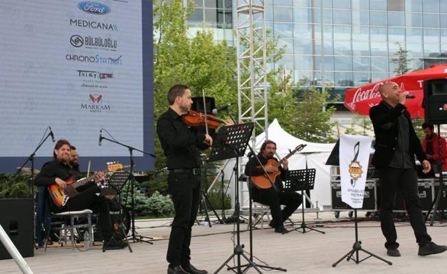 LBO, Ankara'da ülkemizi temsil etti