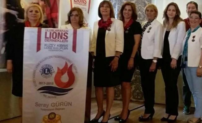 Lions Kulüpleri Başkanlığı'na Soyel getirildi