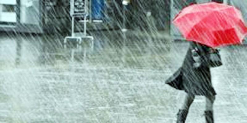Yarın ve pazar yer yer yağmur bekleniyor