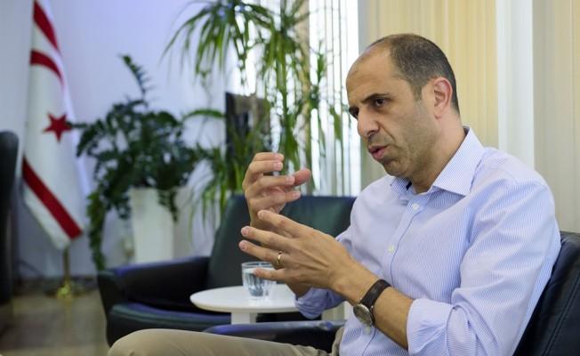 """""""Kıbrıslı Türkleri engelleme refleksi Rumların genlerine işledi..."""""""