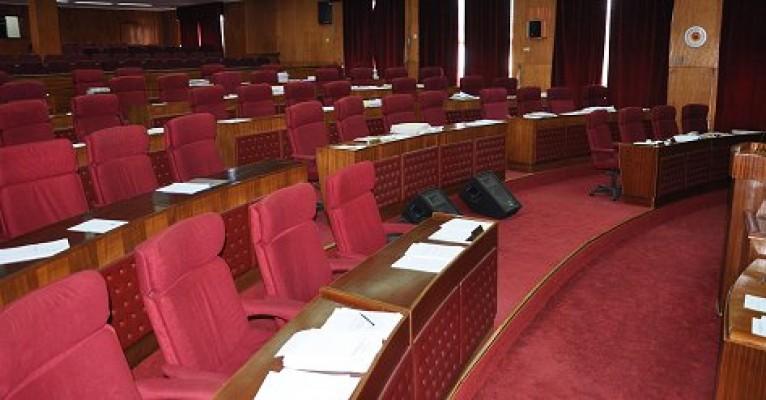 Meclis bugün de toplanamadı!