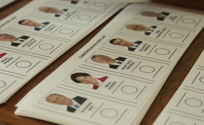Türkiye'de oy verme işlemi başladı