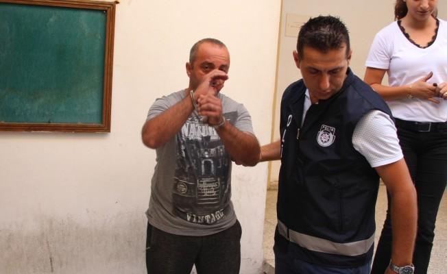 Başkasının tarlasını sattı tutuklandı!