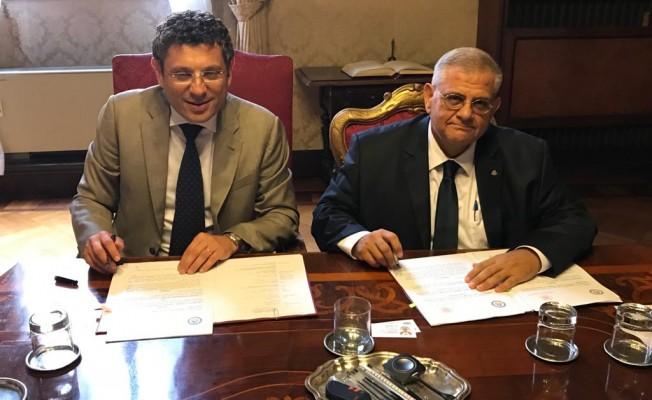 DAÜ ile Bologna Üniversitesi arasında protokol