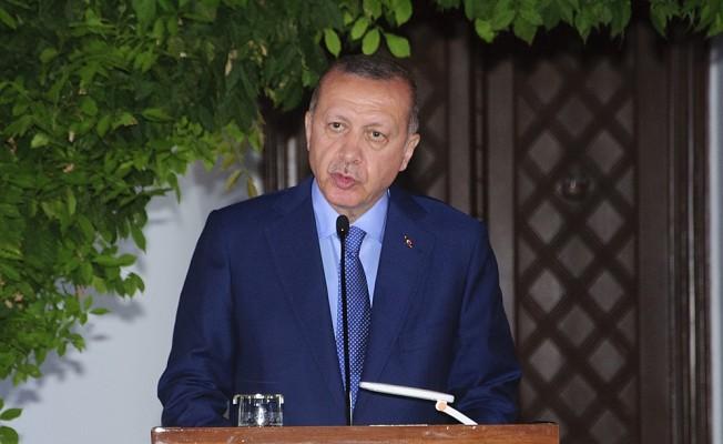 Cumhurbaşkanı Erdoğan'ın açıklamaları Rum basınında