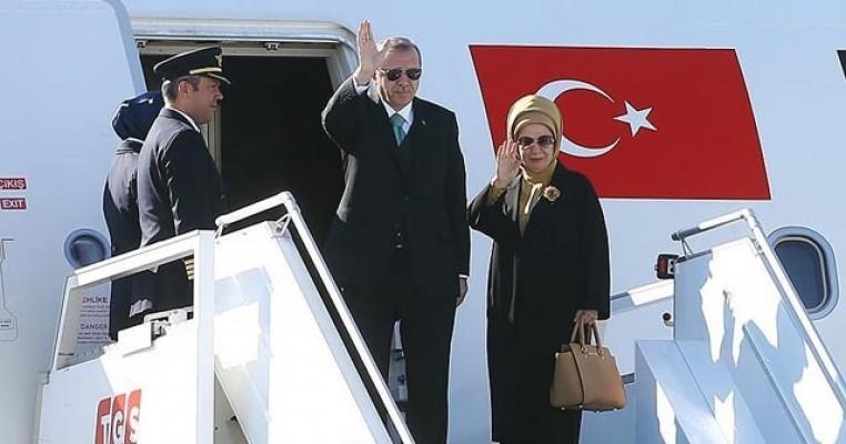 Erdoğan, Akıncı ve Erhürman ile görüşecek...