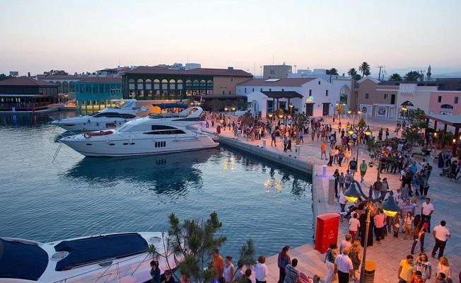 Güney Kıbrıs'a rekor turist akışı