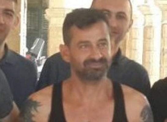 Katil Lefkoşa'da yakalandı!