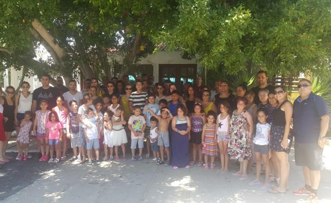 Kemal Saraçoğlu Vakfı çocukları tatil yaptı