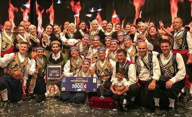 KKTC ekibi FOGEM ikinci oldu.