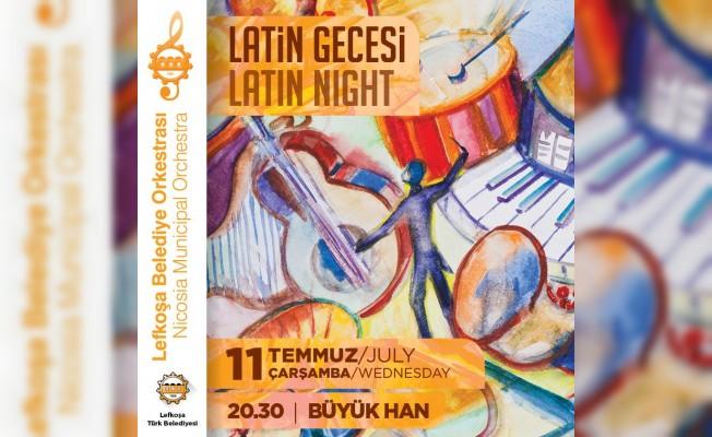 LBO sezonu Latin Gecesi ile kapatıyor