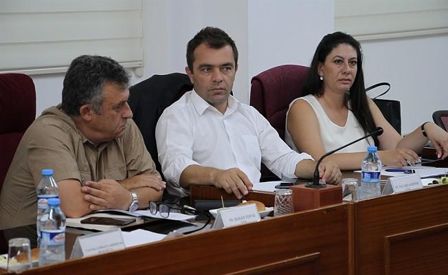 Meclis, İdari, Kamu ve Sağlık İşleri Komitesi toplandı