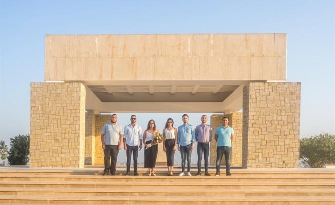 Dr.Fazıl Küçük Hareketi Anıttepe'yi ziyaret etti