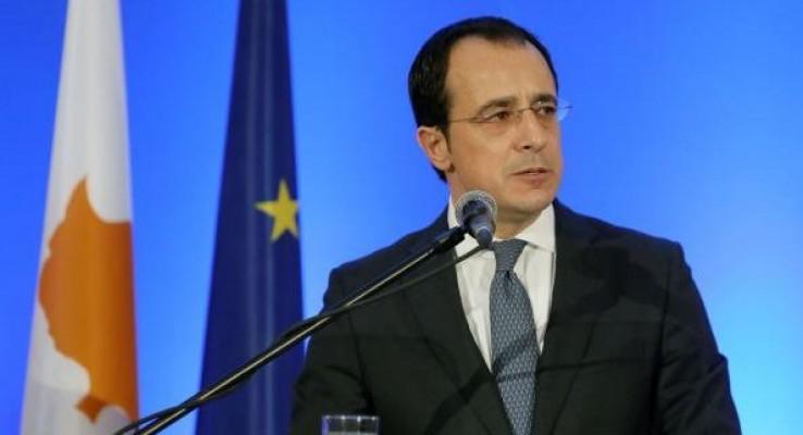 "Hristodulidis: ""Kıbrıs'taki mevcut durum tehlikeli"""