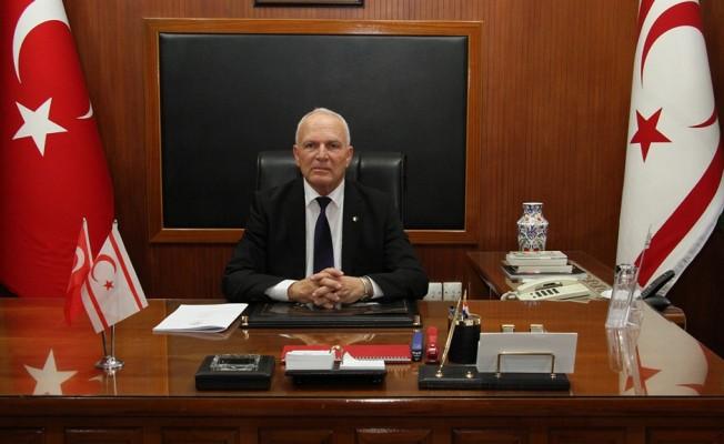 39. Tümen Kurmay Başkanı Aydın'dan Töre'ye veda ziyareti
