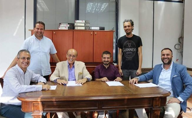 Basın-Sen, Kıbrıs Medya Grubu ile toplu iş sözleşmesi imzaladı