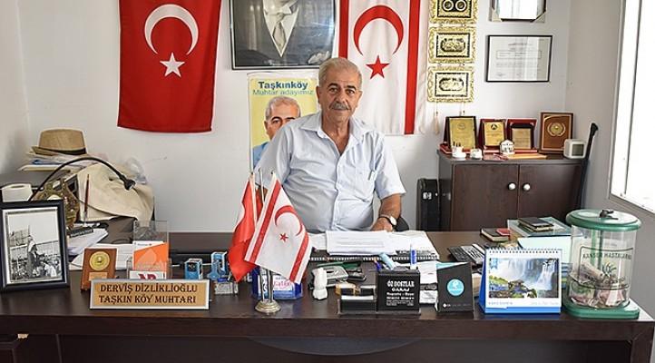 Derviş Dizliklioğlu başkanlığa seçildi