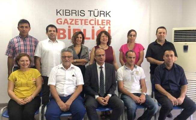 Gazeteciler Birliği olağan genel kurulu yapıldı