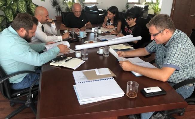 Gönyeli Belediyesi'nin hedef ve projeleri masaya yatırıldı