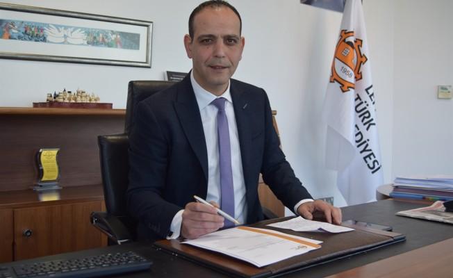 Harmancı Dünya İdari Kentler Birliği toplantısına katılacak