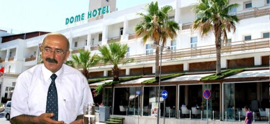 Karaman: Dome Hotel patronsuz oteldir!