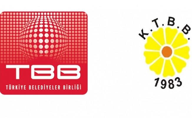 K.T. Belediyeler Birliği ile Türkiye Belediyeler Birliği arasında protokol