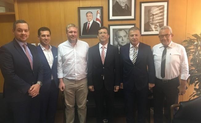 KTSO Başkanı Avunduk, Günay'ı ziyaret etti