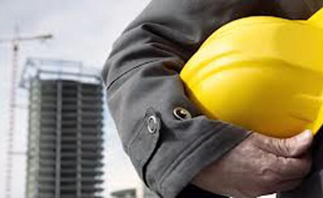 Mağusa'da iş kazası
